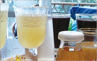 シトラス&ジンジャーの発酵コーディアル01